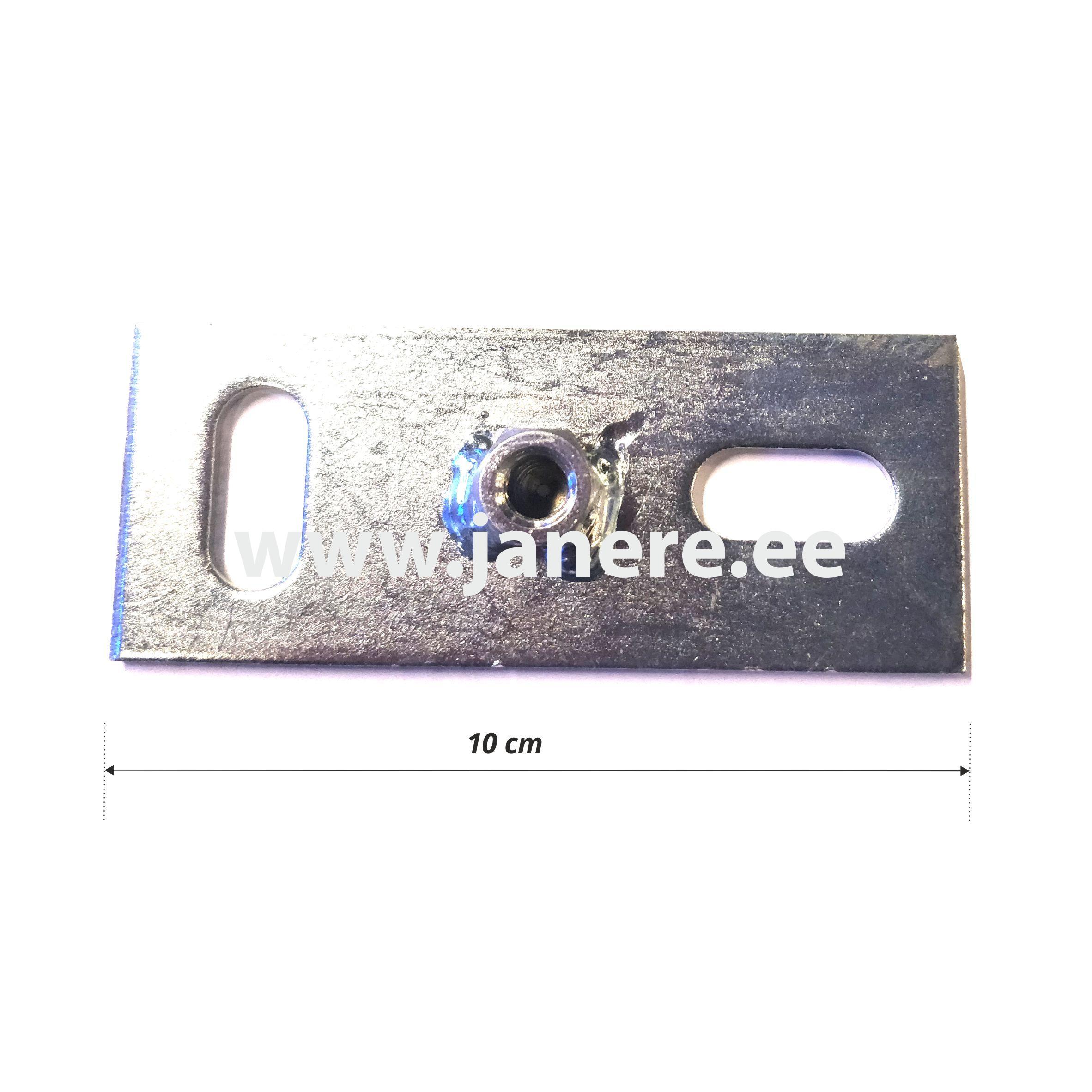 429a12659d4 Mutterplaat M8 - Janere - Kinnitades tulevikku