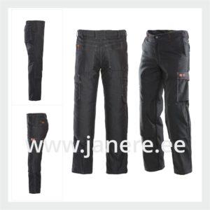 Kõrge vöökohaga Keevitaja püksid C58