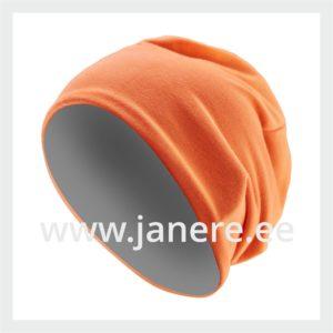 Müts oranž üks suurus