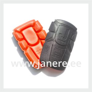 Põlvekaitsmed Functional oranž/must