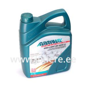 Addinol MV0530LL GigaLight, tsnt, 5l AD